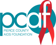 Site pcaf logo with name shaded color